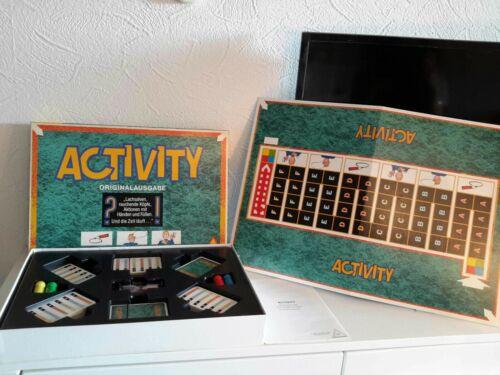 ACTIVITY Originalausgabe - Piatnik - aus dem Jahr 1990
