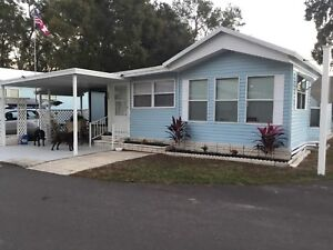 2 Bedroom Mobile Home in Zephyrhills,  Florida
