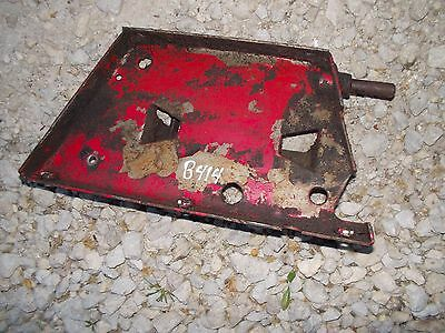International B414 Diesel Tractor Fuel Tank Mounting Brace Bracket