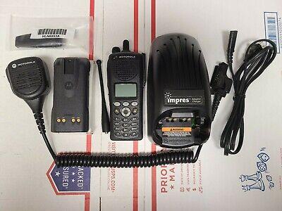Motorola Xts2500 Model Iii Uhf Fpp Adp P25 Digital Astro Complete