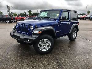 2018 Jeep All-New Wrangler Sport S | COLD WETHER GROUP |