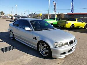 2006 BMW 3 Series 330Ci Sport E46 Auto MY05 Silver Coupe Welshpool Canning Area Preview
