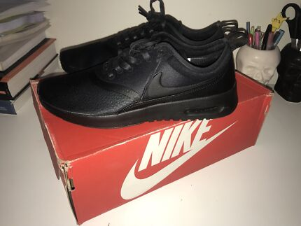 87e6dc42be89 NEW Nike air max Thea ultra premium black women size 8