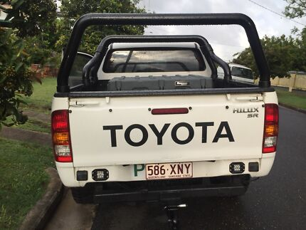 Toyota hilux Sr tail lights