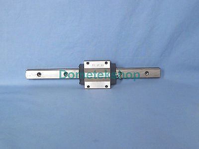 Iko Lwht20 Linear Guide And Rail 300 Mm