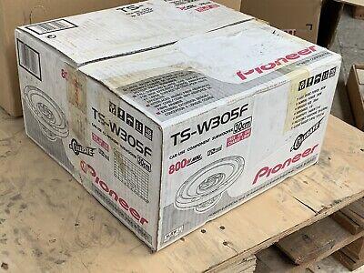 subwoofer Pioneer 30cm ts-w305f 800w