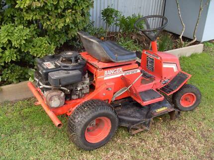 Rover ranger ride on mower Maitland Maitland Area Preview