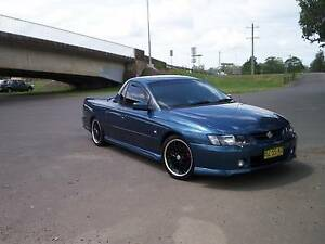 2003 Holden Commodore Ute Raymond Terrace Port Stephens Area Preview