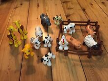Duplo animal set. Frenchs Forest Warringah Area Preview
