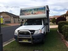 Motorhome, exellent cond .P/S Tweed Heads South Tweed Heads Area Preview