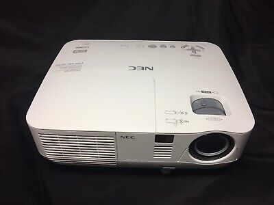 NEC NP-V311X LCD PROJECTOR HDMI, 3D READY VERY CLEAN 3100 LUMENS