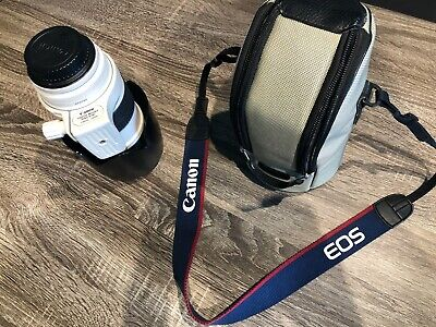 Canon Zoom Lens EF 70 - 200mm 1 : 2.8  L IS USM Ultrasonic