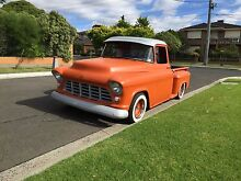 1956 Chev pick up Keilor Brimbank Area Preview