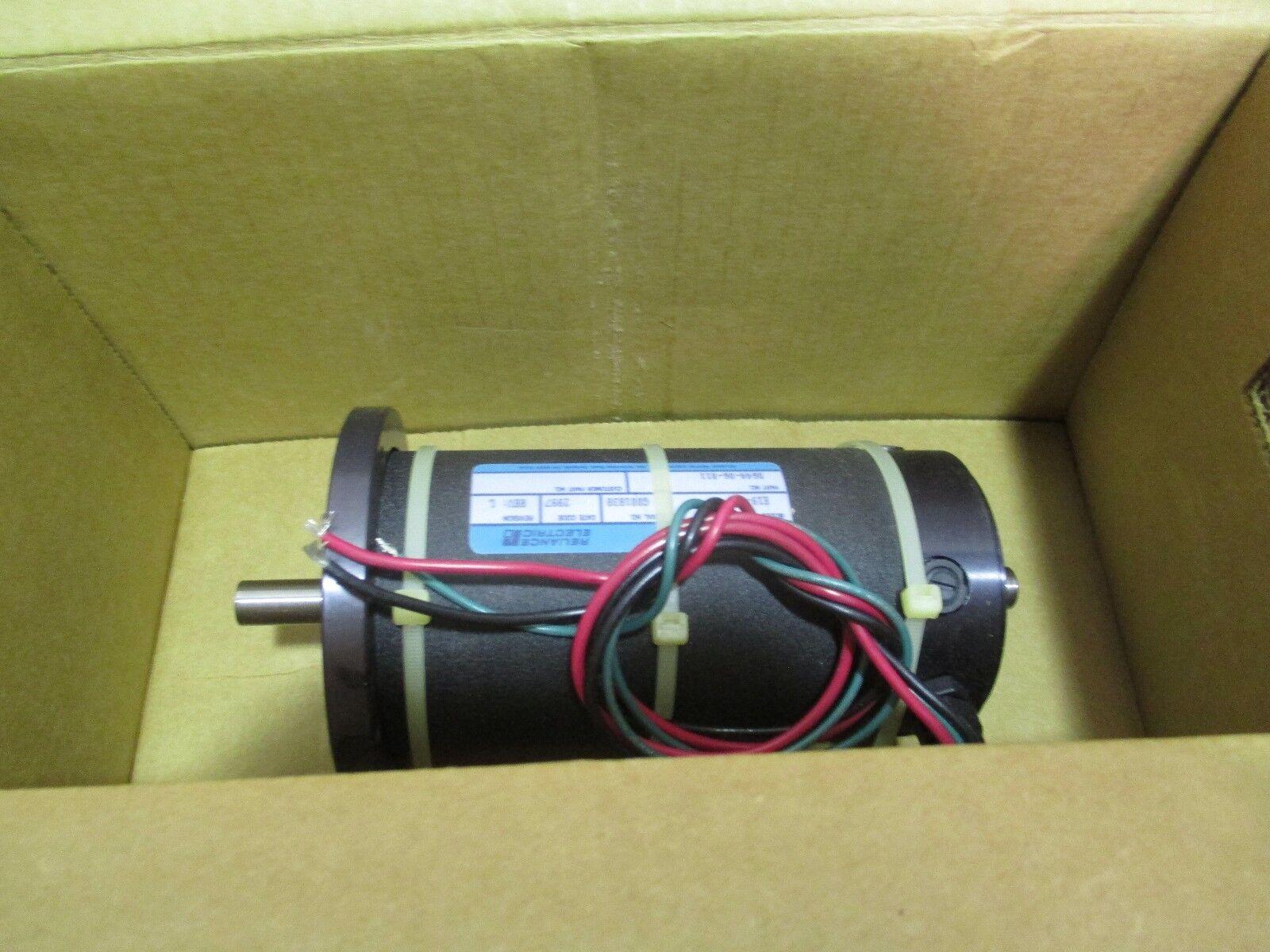 Reliance Electric 0644-06-011 Electro-craft Servo Motor, Model E19-3, 420974