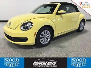 2013 Volkswagen Beetle 2.5L CONVERTIBLE, Financing Available!!!