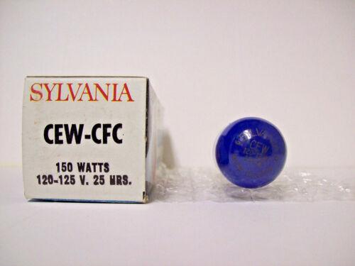CEW-CFC Projector Projection Lamp Bulb 150W 120-125V Sylvania  *AVG 25-HR LAMP*