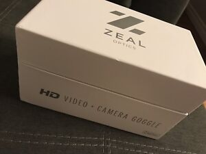 Zeal 1080p goggles