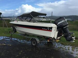 Sunchaser 4.9m F/g runabout/ski boat Lismore Lismore Area Preview