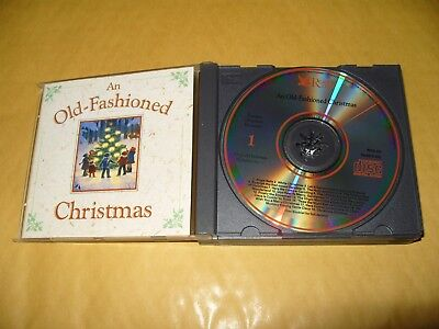 An Old Fashioned Christmas Readers Digest 5 cd 1991 cds are Excellent condition