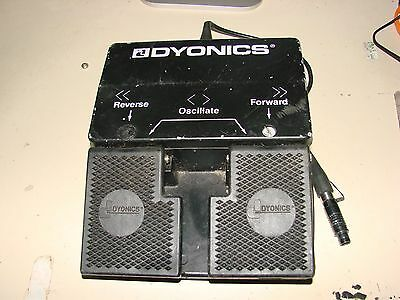 Dyonics Ep-1 Pedal Style Footswitch For Power Shaver System Ref 7205396