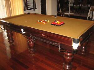 Top quality 8ft billiard table and all accessories Rochedale South Brisbane South East Preview