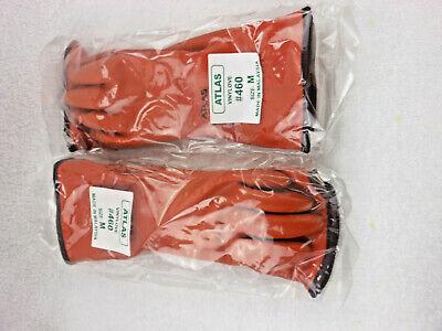 Atlas Glove 460 Atlas Vinylove Cold Resistant Insulated Gloves - 2 Pair 2