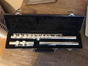 Gemeinhardt  silver flute