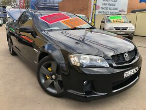 2010 Holden Commodore SV6 Manual Ute 114000klms Log books Many extras Granville Parramatta Area Preview