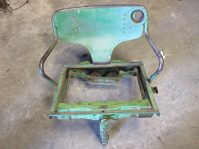 John Deere B R 80 820 830 -- Float Ride Seat - Complete Seat Assembly
