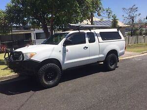 Toyota Hilux Sr 2007 Wallsend Newcastle Area Preview