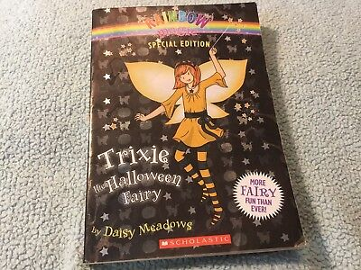 Rainbow Magic Special Edition: Trixie the Halloween Fairy - Trixie The Halloween Fairy