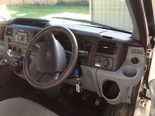 2006 Ford transit van dual can chasis Somerville Mornington Peninsula Preview