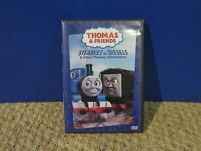 Thomas & Friends - Steamies vs Diesels DVD