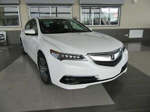 2015 Acura TLX Tech LOCAL TRADE, SH-AWD, TECH PKG, NAVI, HEAT...