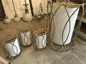 Selection of Highend Lighting Fixtures From Custom Home