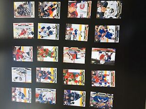 Lot carte hockey 2012-2013