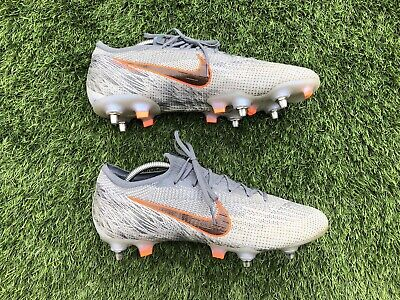 Nike Mercurial Vapor 12 SG Pro Elite Football Boots. Size 10.5 UK.