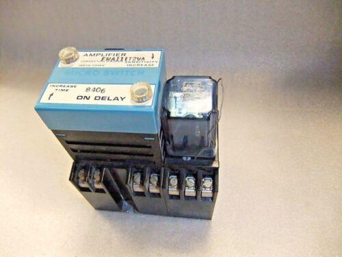 Microswitch Amplifier FMA111T2VA Proximity Controller w/ FMBA