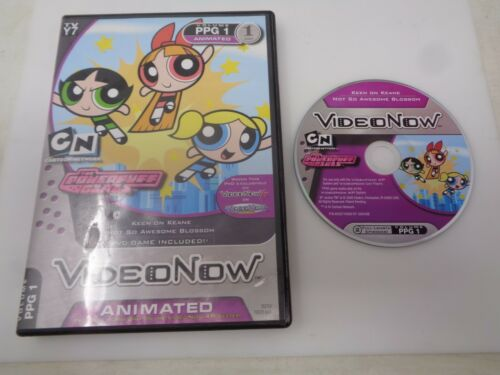VideoNow- The Powerpuff Girls Vol. PPG 1 Keen on Keane / Not so Awesome Blossom