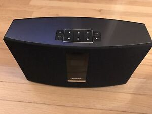 Bose sound touch 20 wireless network speaker $325