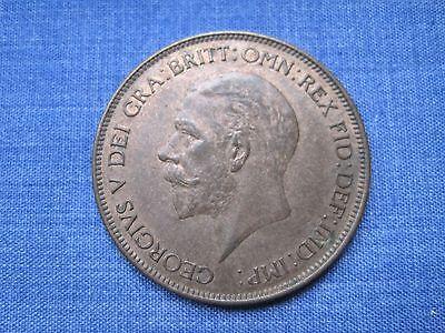 1929   King George   V  Penny
