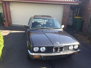 BMW E30 323i Auto Sedan Croydon North Maroondah Area Preview