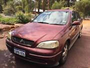 Holden Astra TS '99 Margaret River Area Preview
