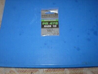 TCG Tackle 10x Size 6 Barbed Wide Gape Straight Point Twister Carp Hook Black