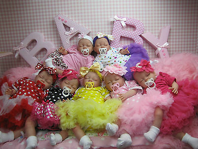 SUNBEAMBABIES CHOOSE YOUR HEAVY CHILDS REBORN BABY DOLLS REALISTIC WEAR NEWBORN