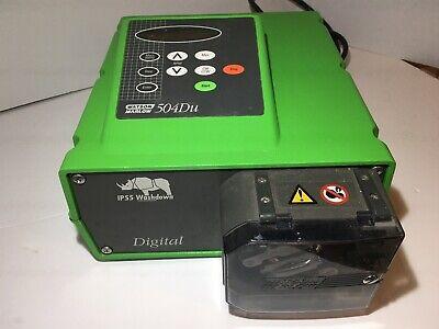 Watson Marlow 504u Ip55 Washdown Pump With 220 Rpm Ip55 Peristaltic Pump