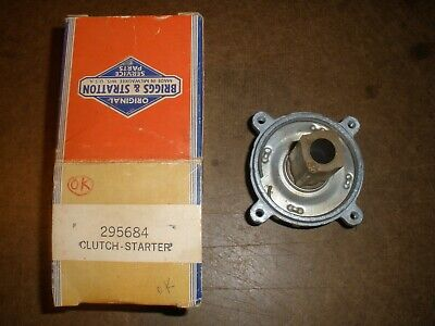 Briggs Stratton Gas Engine Starter Clutch 295684 Early Type New Old Stock