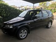 2004 FORD TERRITORY GHIA 7 seater 176000kms Helensvale Gold Coast North Preview