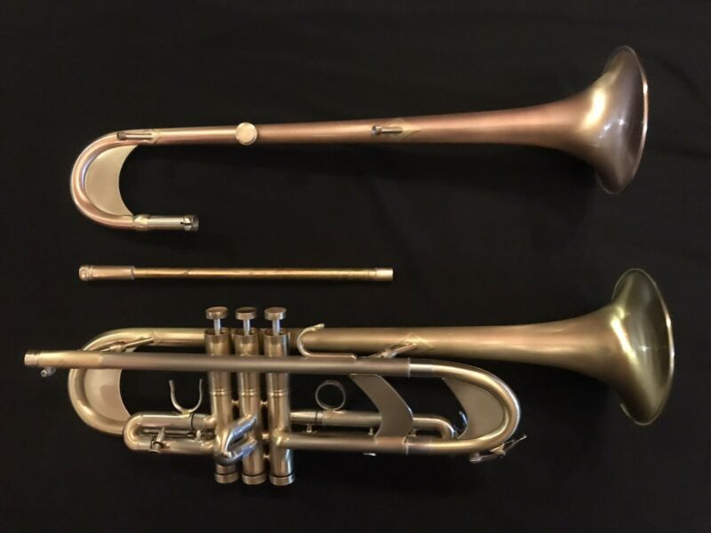 Andalucia Pasion series Trumpet With Interchangeable Leadpipe And Bell System