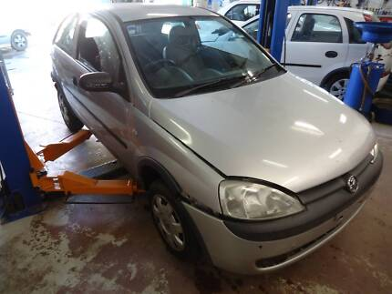 BARINA XC******2005 WRECKING ENGINE,5SPEED,BODY & MECHANICAL PART Allenby Gardens Charles Sturt Area Preview